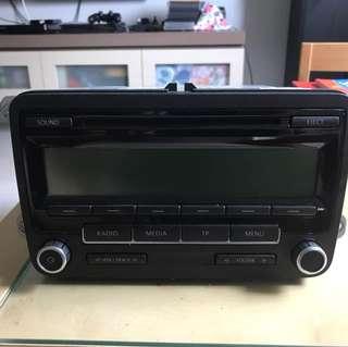 VW Audio Player