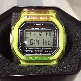 G-shock DW-5600VT