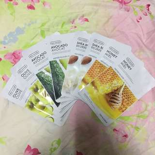 The Face Shop Mask