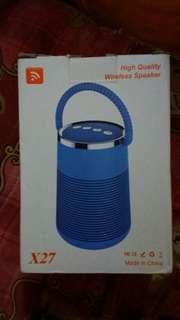 🚚 wireless speaker