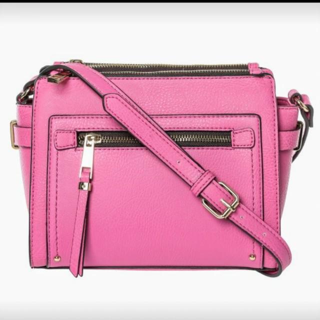 100 Aldo Neasien Fuschia Pink Bag Women S Fashion Bags Wallets On Carou