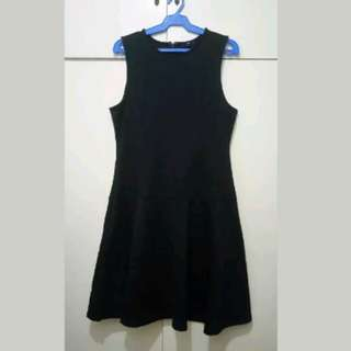 WA196 Gap US size 12 Black Formal Dress (XLarge)