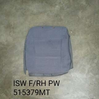 PROTON ISWARA BACK SEAT COVER FRONT RH GENUINE PART