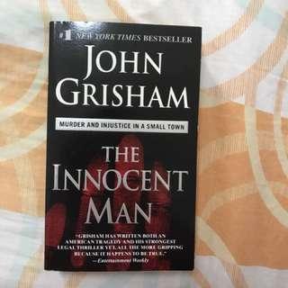 The Innocent Man- John Grisham