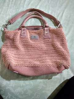 Gendhis dusty pink bag