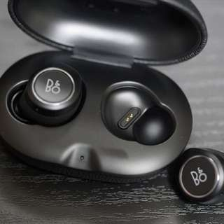 B&O E8 true wireless bluetooth earbud headphones