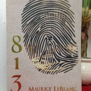 813 Maurice LeBlanc