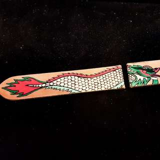 Gucci dragon watch strap for panerai 24mm
