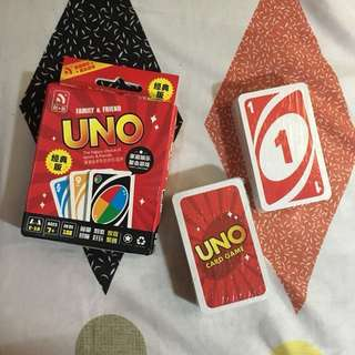 ONHAND!! Mini Uno Cards