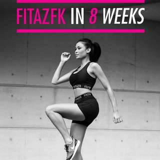 Fitazfk 8week fitness guide