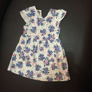 Mothercare Baby Blue Dress