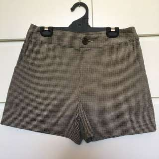 Princess Highway tweed style shorts