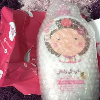 Cathy Doll Baby Bright Glutathione and Vit C Body Lotion