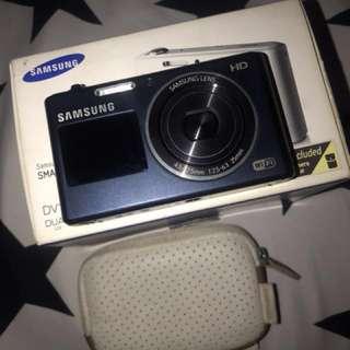 Reprice Kamera Digital Samsung DV150F Murah bukan Mirrorless Fujifilm / Sony
