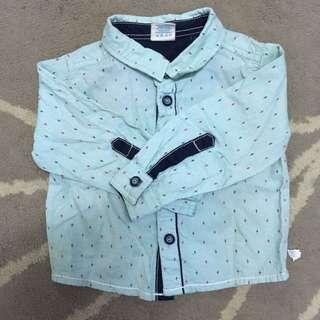 Baby boy Kemeja Shirt