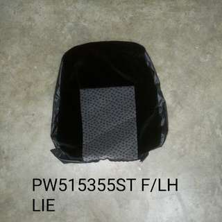 PROTON ISWARA FRONT LH BACK SEAT COVER GENUINE PART