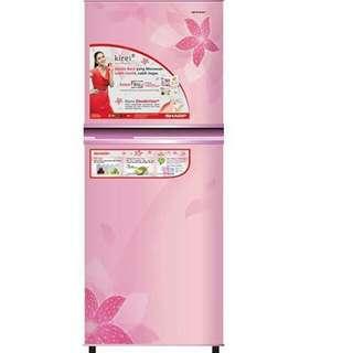 Sharp Refri 2D 215L Cicilan Tanpa Kartu Kredit Bunga 0% Tanpa DP