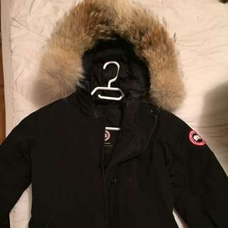 Canada Goose Brittania Parka - Youth M/Women's Xs