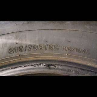 4 Used Tires for $200
