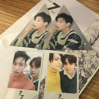 WTT Got7 Present edition