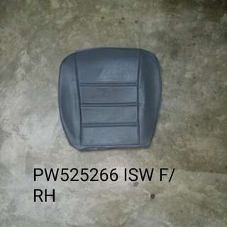 PROTON ISWARA FRONT RH DOWN SEAT COVER GENUINE PART