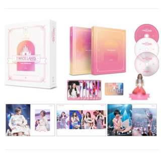 [PO] TWICELAND THE OPENING CONCERT DVD