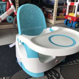 Fisher-Price: Deluxe Quick-Clean Portable Booster