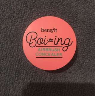 Benefit full sized air brush concealer shade 1