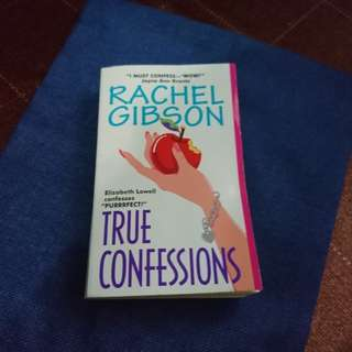 True Confession by Rachelle Gibson