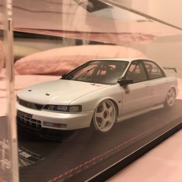 1 18 Honda Accord Jtcc Test Car Toys Games Bricks Figurines On