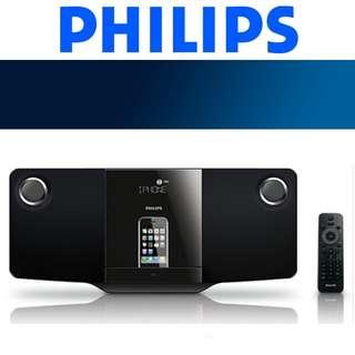 Philips Micro Music System CD/MP3/USB/FM RADIO (Model DCM278/12)