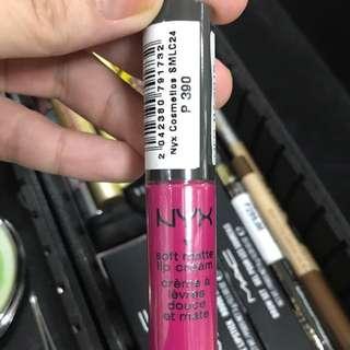 Nyx Soft Matte Lip Cream Paris