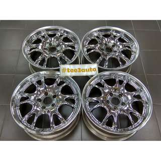 RAYS Freeger 18x7.5j8j off42 5H114.3 Made in JAPAN