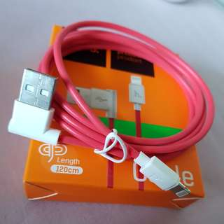 Hoco Authentic Apple Fast Charging L Shape Cable