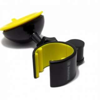 Remax Smart Car Mount holder RM C02 (Black/Yellow)