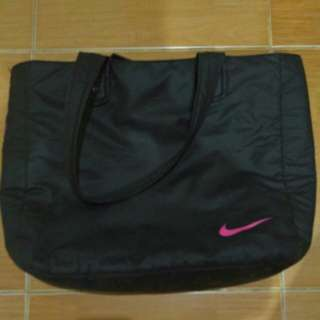 Nike original gym nylon bag