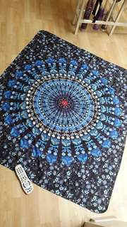 [INCLUDE POSTAGE]READY STOCK!Mandala Tapestry