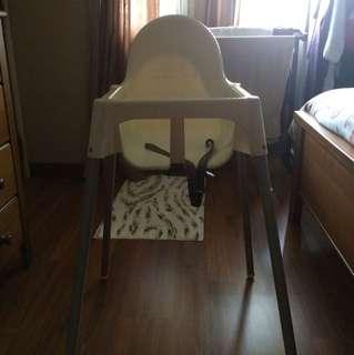 Ikea Feeding Chair