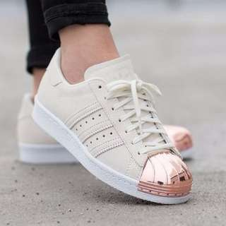 ADIDAS Woman Superstar 80s Metal Toe While S75057