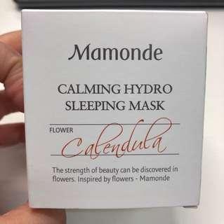 Mamonde Calming Hydro sleeping mask
