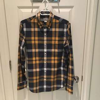 J.crew Men's Plaid Shirt