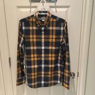 J.crew Men's Plaid Shirt