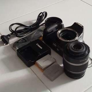 Canon Camera EOS 1000D