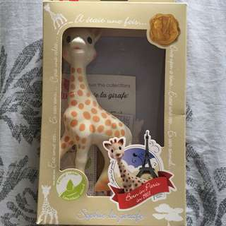 Sophie La Giraffe Teether