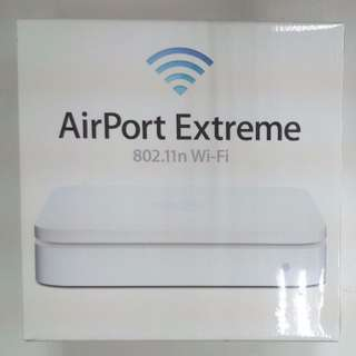 APPLE AirPort Extreme - Apple (SG)MD031ZP/A brand new sets