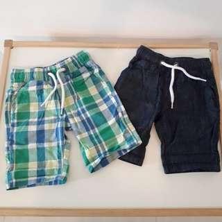 🆕️ Next Shorts Combo. 4yo