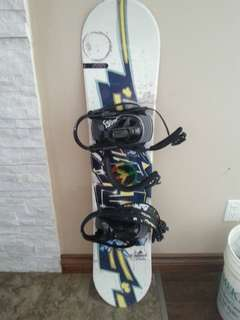 Firefly snowboard length 47 inches