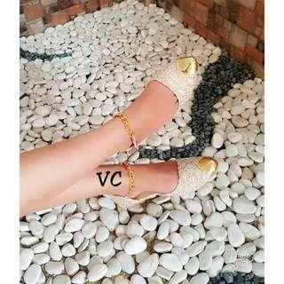 Flat Shoes Sepatu Balet Wanita