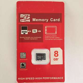 Memory card New and Good quality