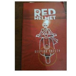 Novel Impor The Red Helmet (by Deepika Shetty)
